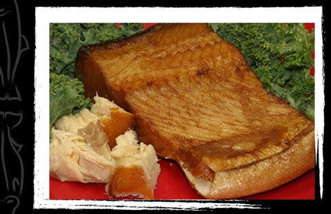 Smoked Lake Trout