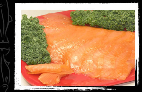 Norwegian Smoked Salmon - Lox