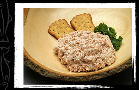Wood Roasted Salmon Spread