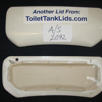 Lid for American Standard Hamilton # 2092, 735.042 - This Old Toilet