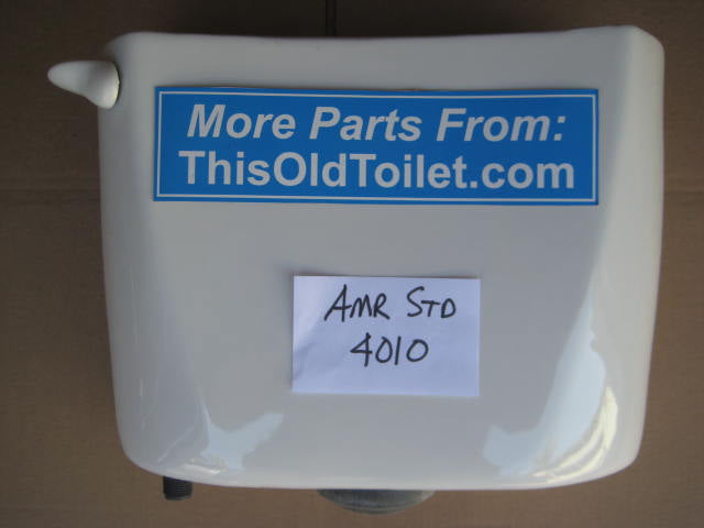 Tank American Standard 4010 This Old Toilet