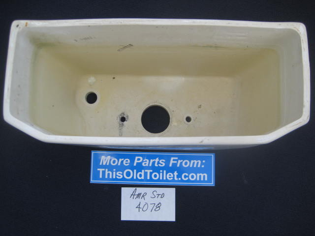 Tank American Standard Cadet 4078 This Old Toilet