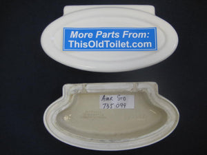 Lid Amerian Standard 735.099 - This Old Toilet