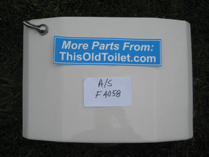 Tank American Standard Cadet & Compton, F4058, 4058 - This Old Toilet