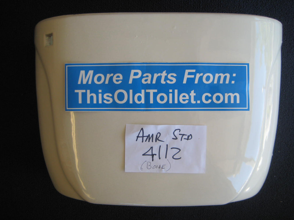 Tank American Standard 4112 This Old Toilet