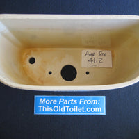 Tank American Standard Cadet # 4112 - This Old Toilet
