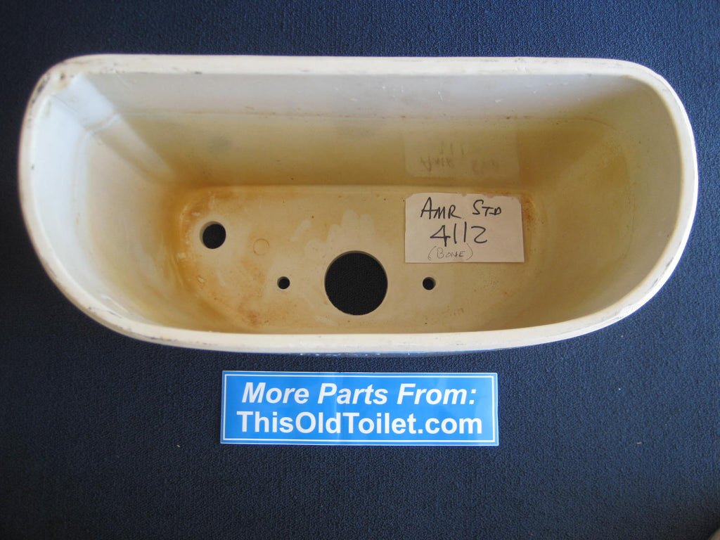 Tank American Standard Cadet 4112 This Old Toilet