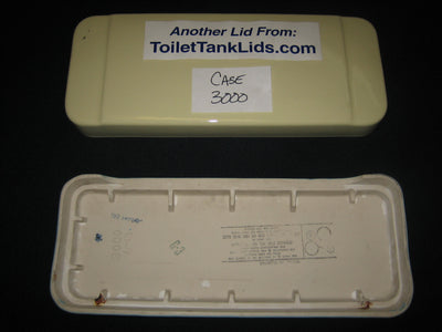 Lid Case 3000 one-piece style, wall-mounted - This Old Toilet