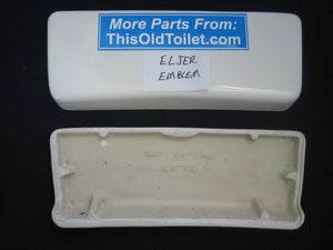 Tank Lid Eljer Emblem 151-1500 - This Old Toilet