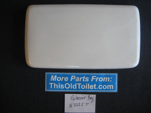 Lid Niagra NT2225 - This Old Toilet