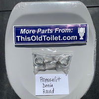 Seats Pressalit Dania and Royal - This Old Toilet