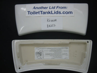 Tank Lid Kohler 84252 - This Old Toilet