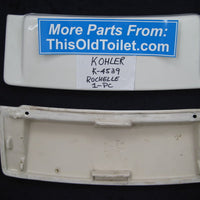 Lid Kohler Rochelle K-4539 84079 - This Old Toilet