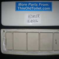 Lid Kohler Wellworth K4556 - This Old Toilet