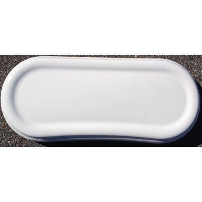 Tank lid American Standard Champion Select, 735.117 - This Old Toilet