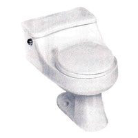 Tank lid Universal Rundle Bordeau, 4005 4006 - This Old Toilet