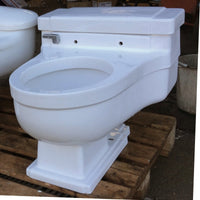 Seat for Case 1000 & 3000 Round/Regular bowl - This Old Toilet