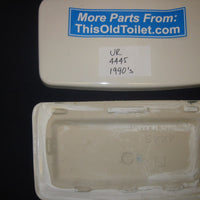 Lid Universal Rundle, URC, 4445 - This Old Toilet