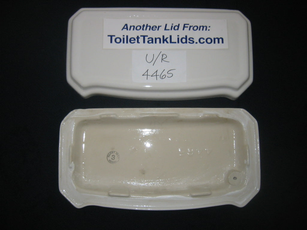 Lid Universal Rundle Nostalgia 4465 This Old Toilet