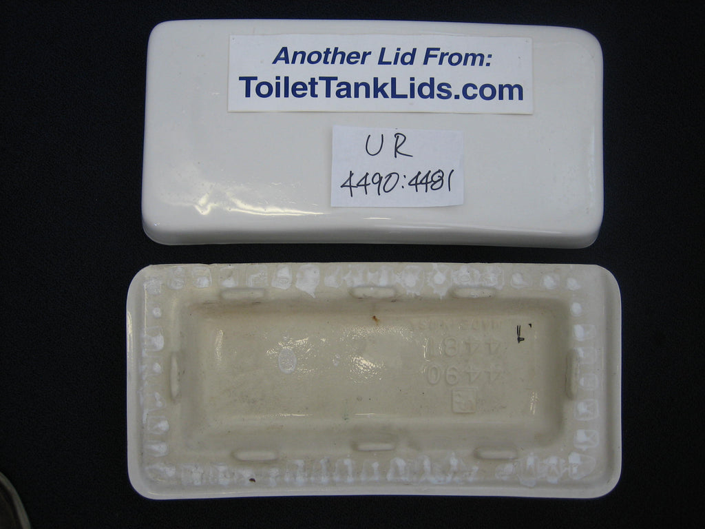 Lid Universal Rundle Atlas 4481 4491 This Old Toilet