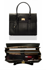 GRACESHIP Black London Makes For The Perfect Work Tote
