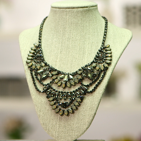 Statement Necklace by GRACESHIP