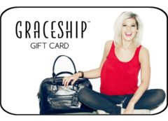 GRACESHIP Gift Card - Perfect Gift for Professional Women.