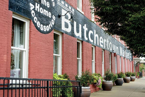 Butchertown Market by GRACESHIP