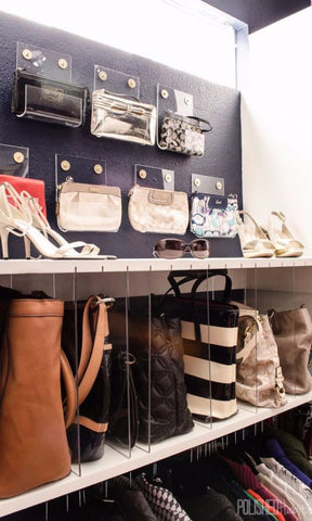 GRACESHIP Global E-Commerce Retailer Loves This Sophisticated Purse Display