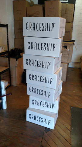 GRACESHIP| Packing Boxes For Customers