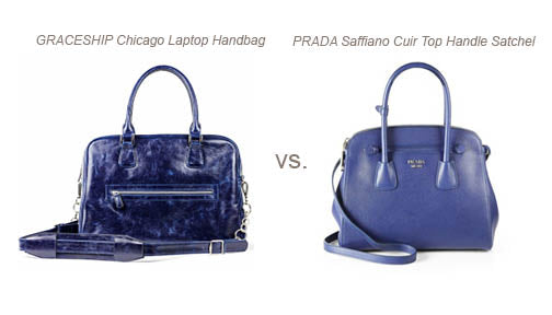 GRACESHIP vs. PRADA