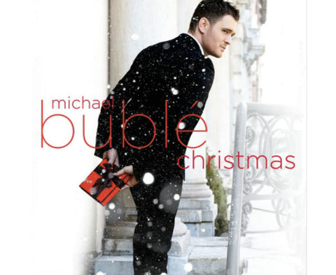 Michael Buble Christmas Album by GRACESHIP