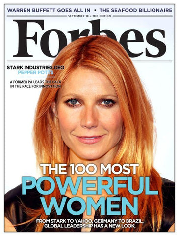 Forbes Magazine by GRACESHIP