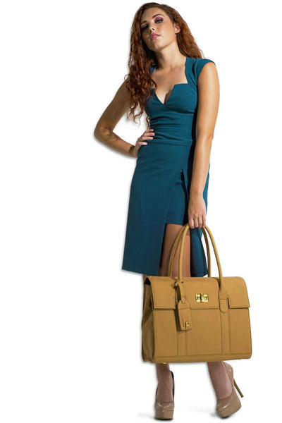 London Women's Laptop Bag - GRACESHIP Laptop Bags for Women  - 7