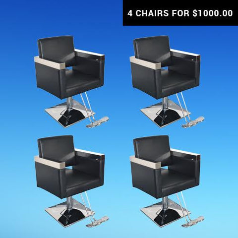 Hollywood 4 Chairs Package