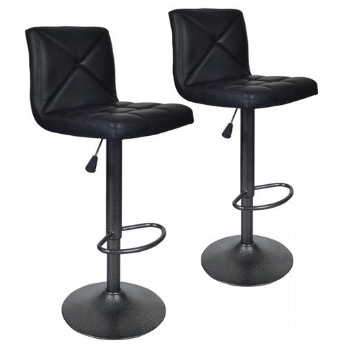 Concerto Two PU Makeup Chairs
