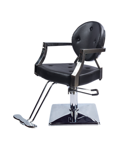 Ariel Styling Chair Black