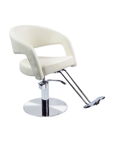 Austin Styling Chair Off White