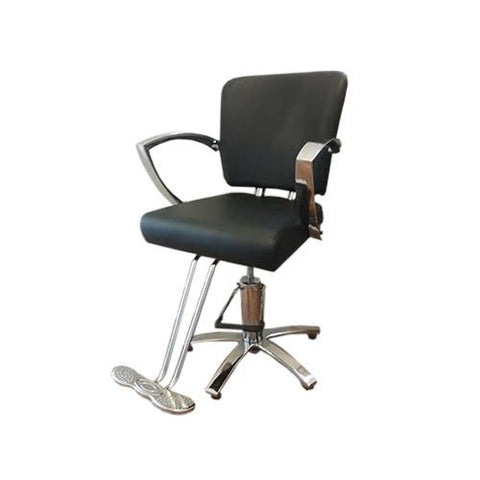 Star Styling chair in Black