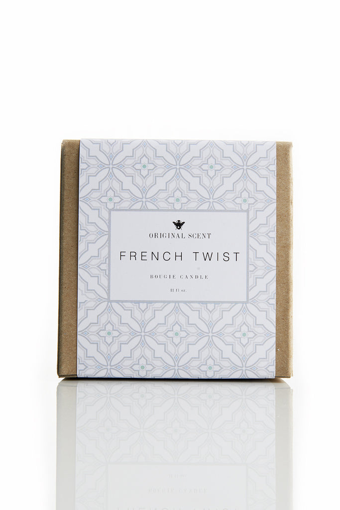 French Twist, Signature Original Scent Candle