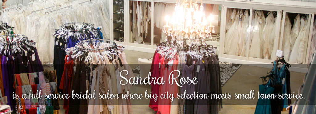 Sandra Rose, Full Service Bridal Salon in Tyndall, SD