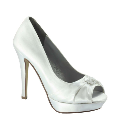 Ada Simple Satin Pump