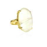 Pearl Sapphire Galere Ring