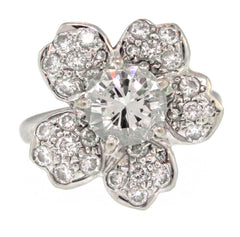 Diamond Sakura Ring LUXE