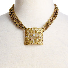 Crystal Edwardian Necklace