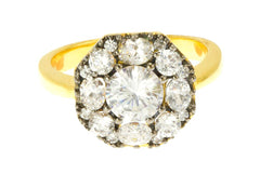 Edwardian Octogan Ring LUXE
