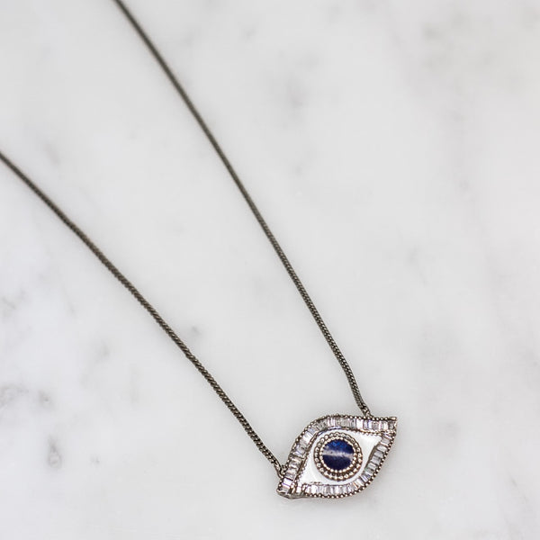 Eye Of Protection Necklace