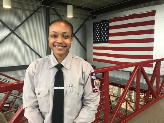 25-Year-Old Makes History As First African American Woman Officer In Local New York Police Department