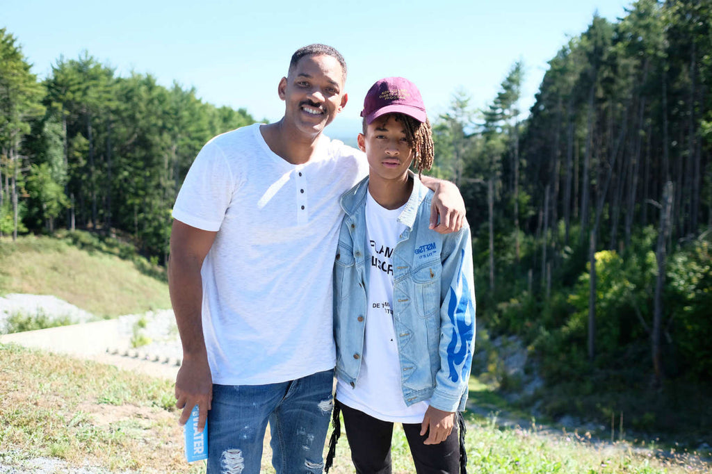 Will And Jaden Smith Founded An Environmentally Friendly Water Company
