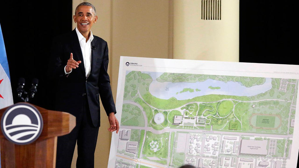 New Obama Presidential Center To Be Constructed By Primarily Black-Owned Construction Firms
